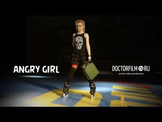 Angry Girl (Sofia Bogdanova - Profile)