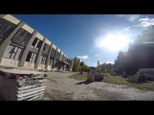 03.10.15 Batlefield 7 (Paintball Game) Hd