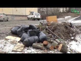 Аномальное явление: в Первоуральске на одну мусорку - 4 УК