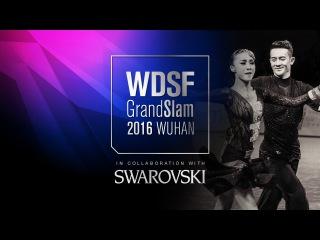 Tsaturyan - Gudyno, RUS | 2016 WDSF GrandSlam Latin Wuhan | R3 PD