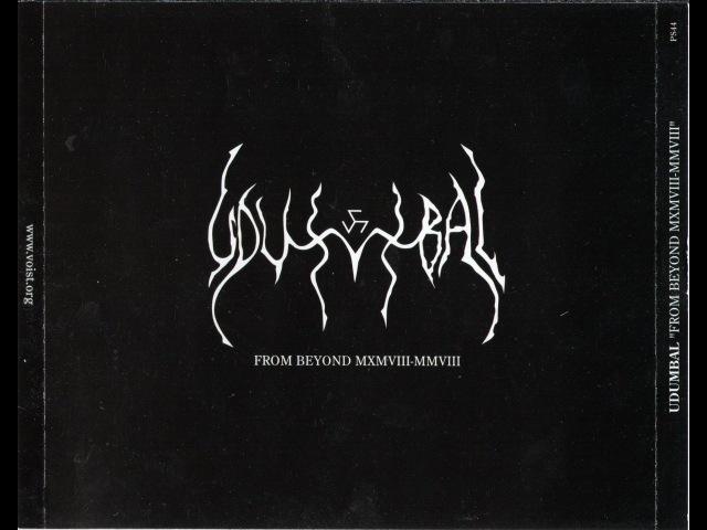 Udumbal Iaf Sabaf From Beyond MXMVIII MMVIII CD1 ritual ambient