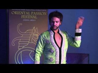 KARAN PANGALI (INDIA) 6TH ORIENTAL PASSION FESTIVAL,ATHENS 2015
