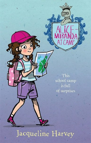 Jacqueline Harvey - Alice-Miranda at Camp (Alice-Miranda 10)