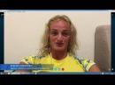 Ксения Сидоренко, синхронное плавание, Украина. Интервью из Рио для XSPORT