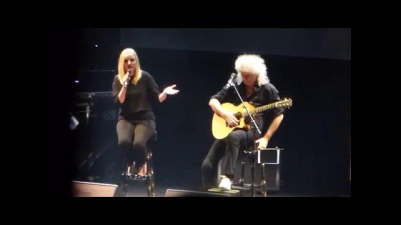 Brian May Kerry Ellis 08 03 2016 Praha kompletní video ve full HD