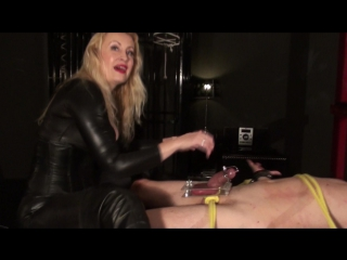 Mistress tess real domination