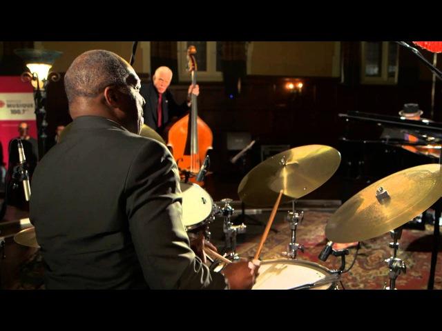 Oscar Peterson's 'C Jam Blues' - Robi Botos, piano, Dave Young, Bass, and Alvin Queen, Drums.