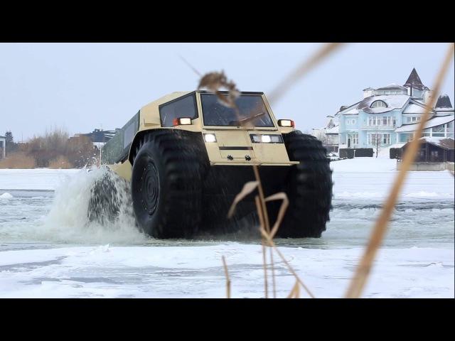 SHERP ATV of Alexey Garagashyan