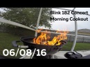 Blink 182 Concert, Morning Cookout - 06/08/16 - Huntley Brothers