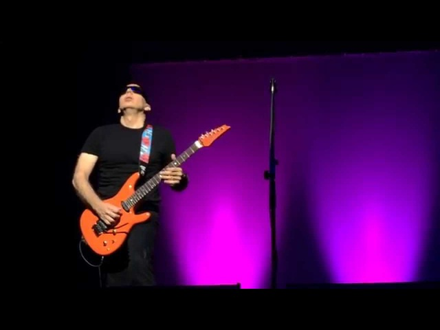 The Crush of Love Jam by Joe Satriani and Mike Keneally Live in Singapore 13 November 2014