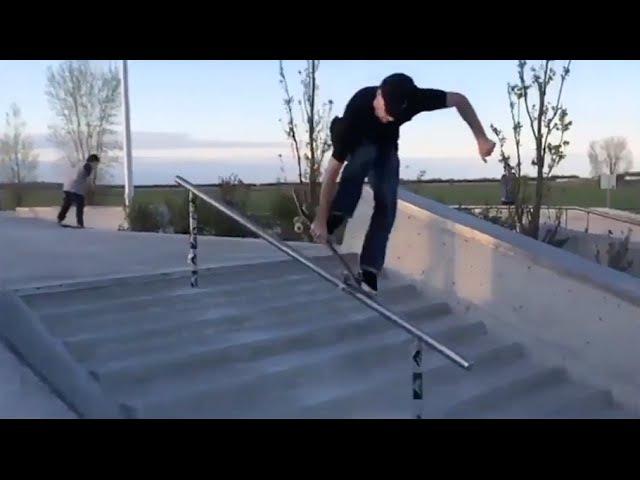 INSTABLAST Pool Table Skating Mini Mega Ramp Lines SWAGY RAP ZOOMED IN VIDEOS