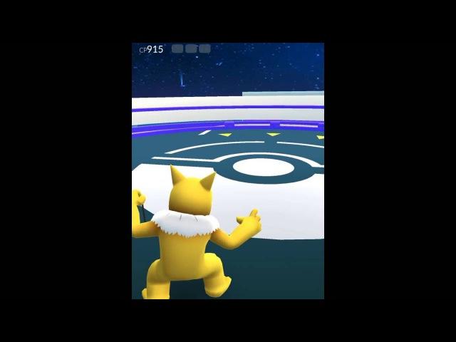 Арена Pokemon go. Как сражаться на арене в pokemon go.