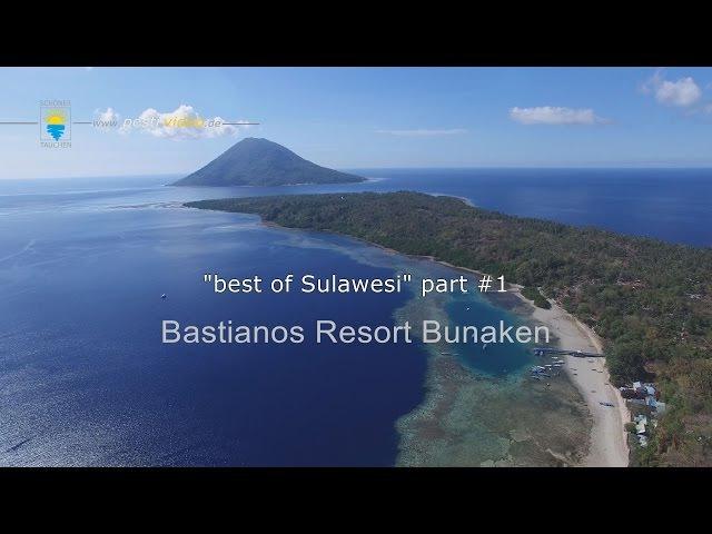 """Bastianos Bunaken Diving Resort – SCHOENER TAUCHEN Gruppenreise """"best of Sulawesi"""" Part 1"""
