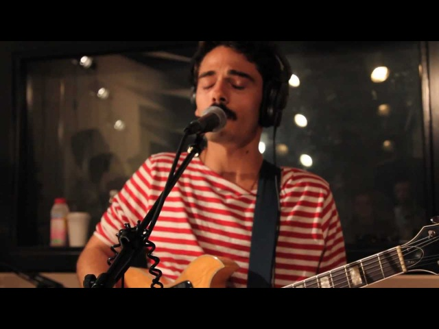 Local Natives Cards and Quarters Live on KEXP