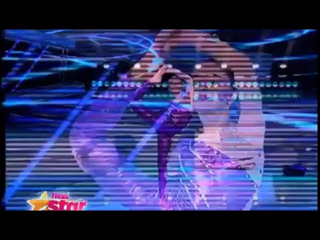 Număr extrem de contorsionism Vezi momentul impresionant al Andreei Tucaliuc de pe scena Next Star Video Dailymotion