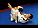 Triangle Choke from Guard Brazilian Jiu Jitsu BJJ