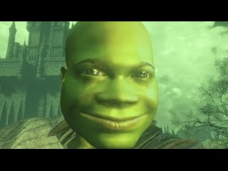 Dark Souls 3: Shrek Defends His Swamp