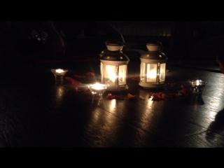 Пение мантр на Вечеринке Night Bazar