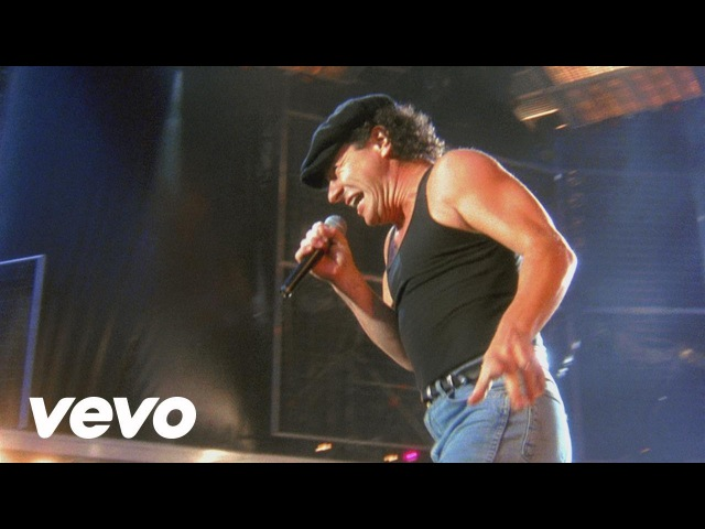 AC/DC - Shoot to Thrill (from Live At Donington)