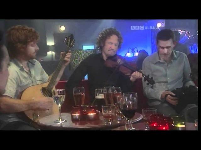 Guidewires play on BBCs Horo Gheallaidh Jan 10 in Glasgow