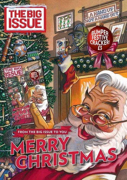 The Big Issue - December 14, 2015
