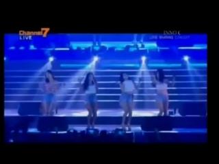 [PERF] 160611 Sistar  INNO LOVE SHARING CONCERT IN MYANMAR [Part 2/3]