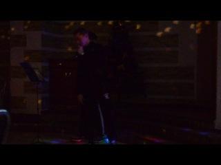 Balahon От заката до рассвета концерт 21 декабря 2014 кафе бар Эдем