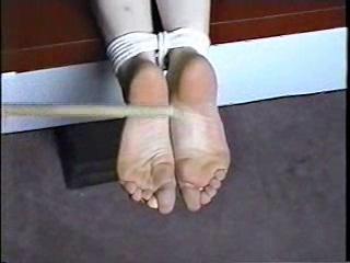 Bastinado of sexiest soles ever by zeljko