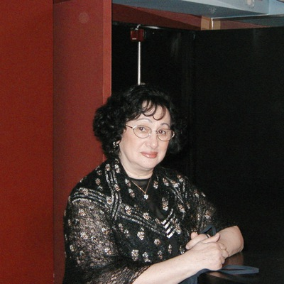 Ella Royzman (Lyubarskaya)