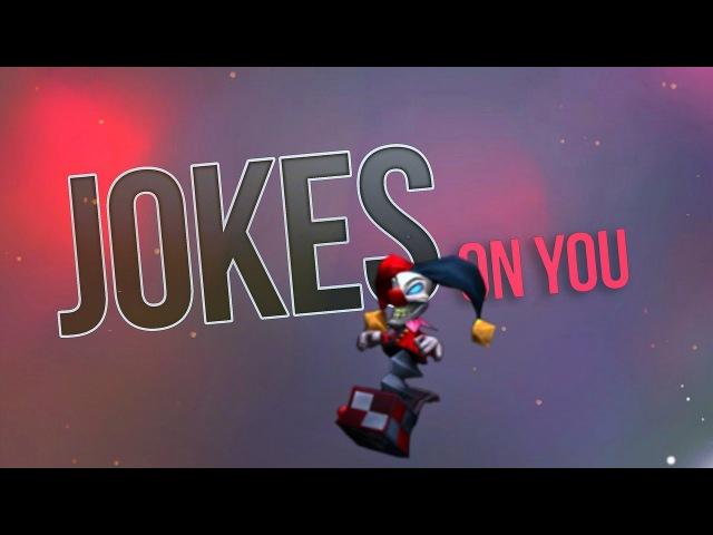 One trick Shaco`s jokes