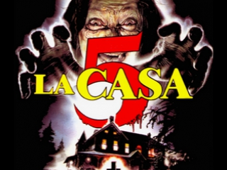 По ту сторону тьмы / la casa 5 (1990) italian classic