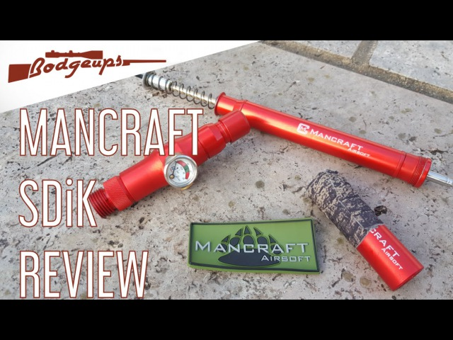 Mancraft SDiK for VSR Rifles Review