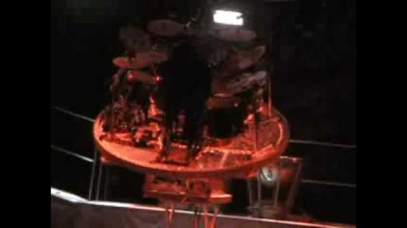 Slipknot Live - 09 - Joey Drum Solo | East Rutherford, NJ, USA [07.03.2005] Rare