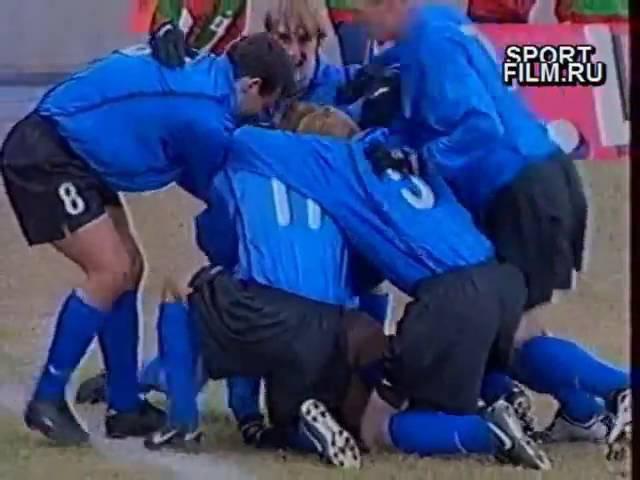 Эстония vs Россия / 27.03.2002 / Estonia - Russia