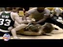 Dany AINGE vs Kurt RAMBIS FIGHT! 1985 NBA Finals