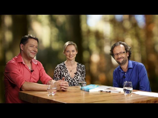 Jana Haas   Vadim Tschenze   Karma, Reinkarnation und Seelenplan   LitLounge.tv