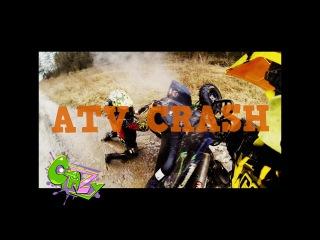 ATV CRASH/FAIL |BRP/ARCTIC CAT/KAWASAKI/YAMAHA/POLARIS