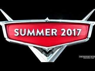 CARS 3 - Official Trailer #1 (2017) Disney Pixar Animated Movie HD