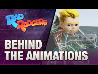 Rad Rodgers - Behind the Animations
