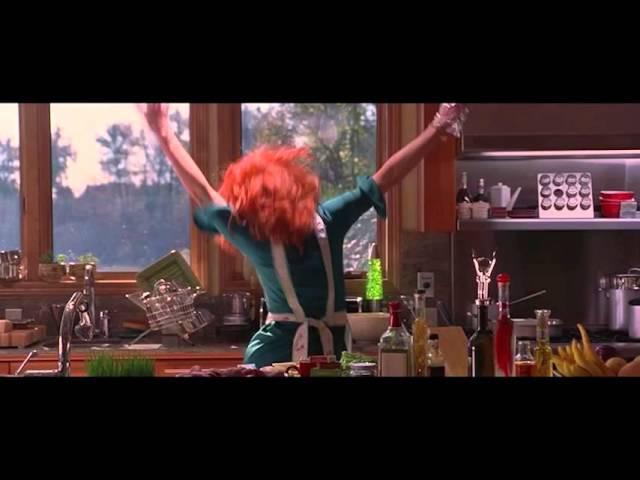 Кейт Бланшетт готовит к ф Бандиты Cooking Cate Blanchett