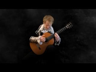 The elder scrolls v׃ skyrim - secunda (acoustic classical guitar cover)