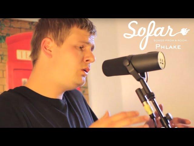 Phlake - So Faded | Sofar Copenhagen