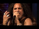 Death Angel performs Let The Pieces Fall live on EMGtv