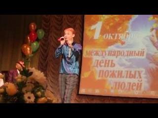 Дмитрий Воркунов с.Пестрецы ,  Чествование Золотых пар