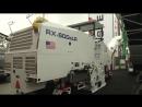 Двухметровая дорожная фреза Roadtec RX-600eLR с инновационной системой привода барабана