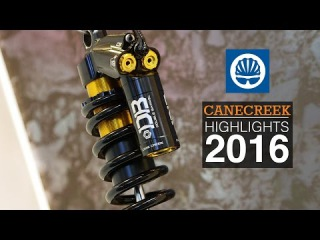 Cane Creek - New Shock & Prototype Headset