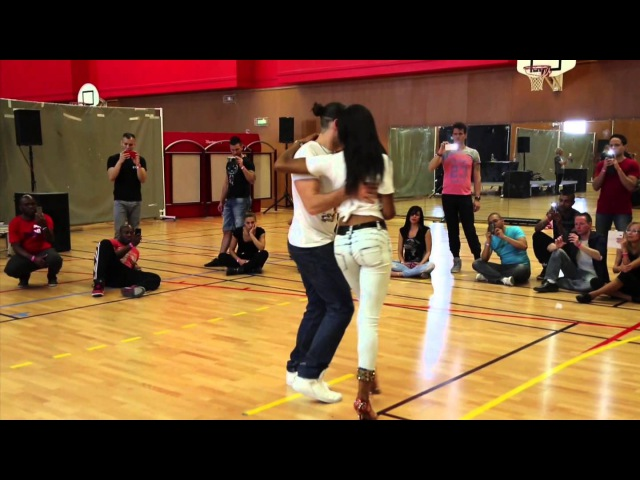 Kizomba Isabelle and Felicien L.A.N.D.R.Y Can t
