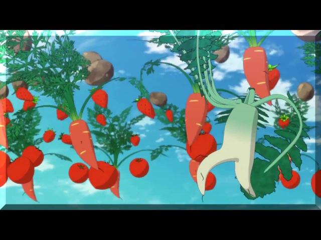 Комета Люцифера 4 серия Танец Овощей Comet Lucifer 4 episode Vegetables Dance