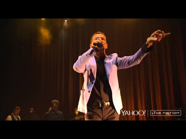 Dave Gahan and Soulsavers Live In Los Angeles 19 Oct 2015