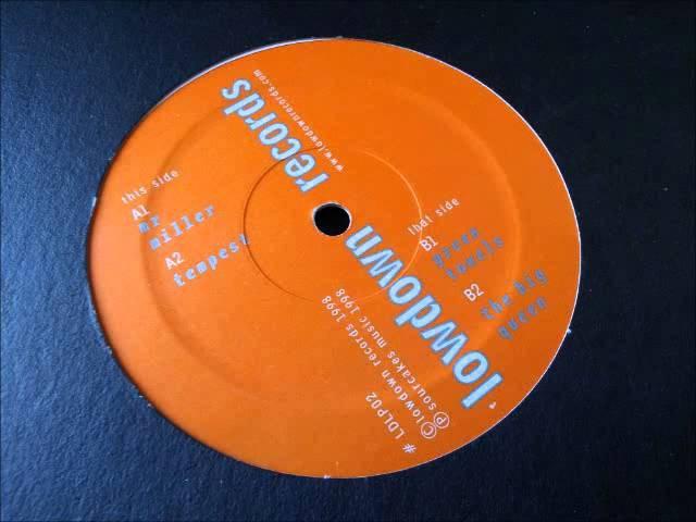 Iridium - Mr Miller - Racquet EP